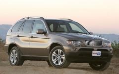 2005 BMW X5 exterior