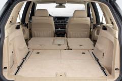 2007 BMW X5 interior