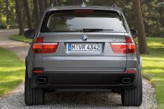 2007 BMW X5 exterior