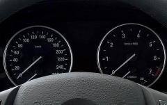2009 BMW X5 interior