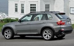 2009 BMW X5 exterior