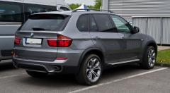 2012 BMW X5 xDrive35d Photo 3