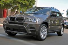 2012 BMW X5 M exterior