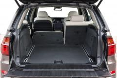 2013 BMW X5 interior