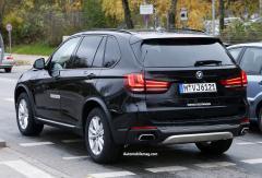 2015 BMW X5 Photo 2