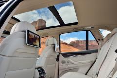 2015 BMW X5 interior