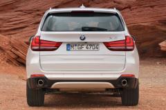 2015 BMW X5 exterior
