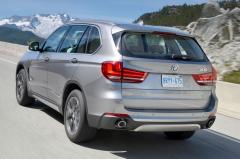 2016 BMW X5 exterior