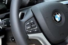 2016 BMW X5 xDrive50i interior