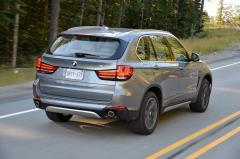 2017 BMW X5 exterior