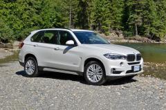 2018 BMW X5 exterior