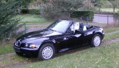 1997 BMW Z3 Photo 3
