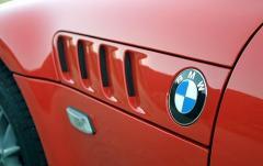 1997 BMW Z3 exterior