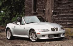 1998 BMW Z3 exterior
