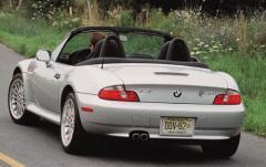 1999 BMW Z3 exterior