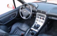 1999 BMW Z3 interior