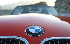 2000 BMW Z3 exterior