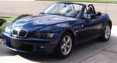 2001 BMW Z3 Photo 5