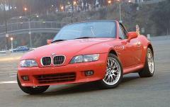 2002 BMW Z3 exterior