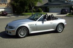2002 BMW Z3 Photo 2