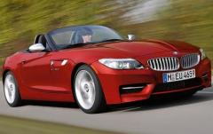 2011 BMW Z4 exterior