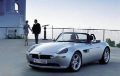 2001 BMW Z8 exterior
