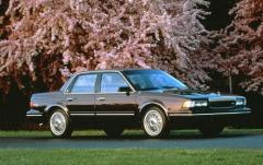 1991 Buick Century exterior