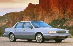 1995 Buick Century exterior