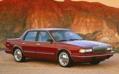 1996 Buick Century exterior