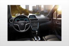 2013 Buick Encore interior