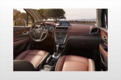 2015 Buick Encore interior