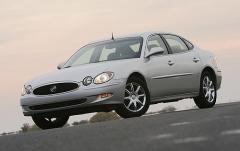 2005 Buick LaCrosse exterior
