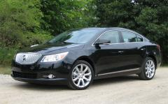 2010 Buick LaCrosse Photo 1