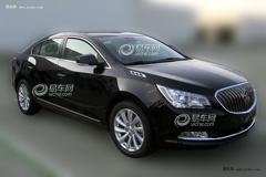 2013 Buick LaCrosse Photo 1