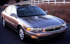 2000 Buick LeSabre exterior