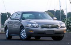 2001 Buick LeSabre exterior
