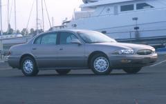 2002 Buick LeSabre exterior