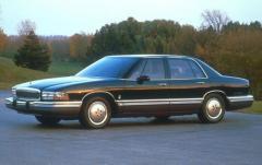 1993 Buick Park Avenue exterior