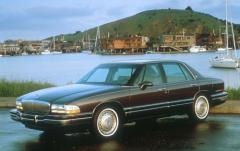 1994 Buick Park Avenue exterior