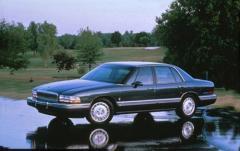 1995 Buick Park Avenue exterior