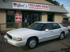 1996 Buick Park Avenue Photo 1