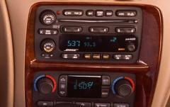 2004 Buick Rainier interior