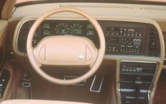 1990 Buick Reatta interior