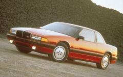 1990 Buick Regal exterior