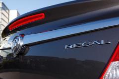 2013 Buick Regal exterior