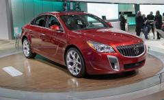 2014 Buick Regal Photo 1