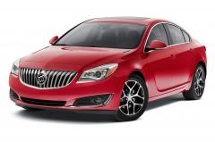 2017 Buick Regal exterior