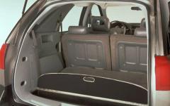 2002 Buick Rendezvous interior