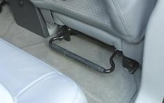 2003 Buick Rendezvous interior