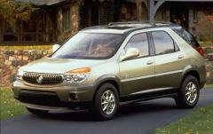 2003 Buick Rendezvous exterior